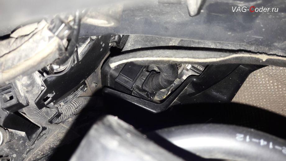VW Golf VI-2012м/г - новый блок ABS с ESP, активация и кодирование функций от VAG-Coder.ru