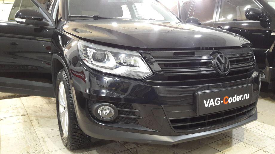 VW Tiguan-1,4TSI(CTHA)-DSG6-2016м/г - кодированию и активации стандартных и нестандартных функций от VAG-Coder.ru