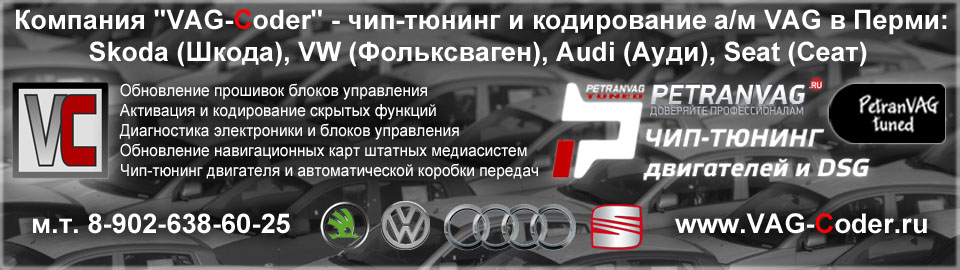 """Компания """"VAG-Coder.ru"""""""