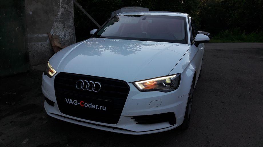 Audi A3 (8V) Sedan-1,4TSI(CZCA)-DSG7-2016м/г - чип-тюнинг PetranVAG Tuned от VAG-Coder.ru