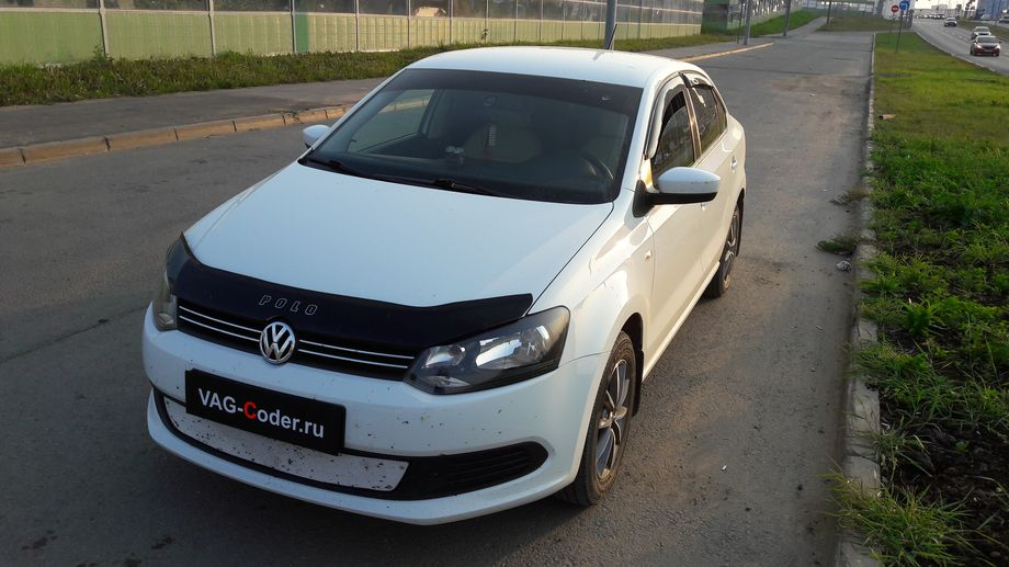 VW Polo-1,6MPI(CFNA)-МКП-2015м/г - чип-тюнинг PetranVAG Tuned от VAG-Coder.ru