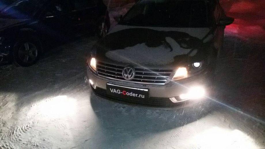 VW Passat CC-1,8TSI(CDAB)-DSG7-2013м/г - чип-тюнинг двигателя PetranVAG-Tuned, перепрошивка руля и обновление прошивки климата от VAG-Coder.ru