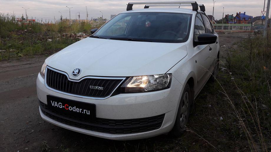 Skoda Rapid-1,6MPI(CWVB)-МКП-2016м/г - чип-тюнинг PetranVAG Tuned от VAG-Coder.ru