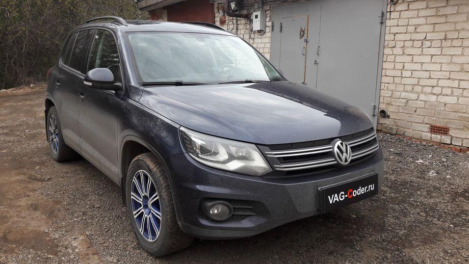 VW Tiguan-2,0TSI(CAWA)-4х4-DSG7(DQ500)-2012м/г - чип-тюнинг PetranVAG Tunned на DSG7(DQ500) от VAG-Coder.ru