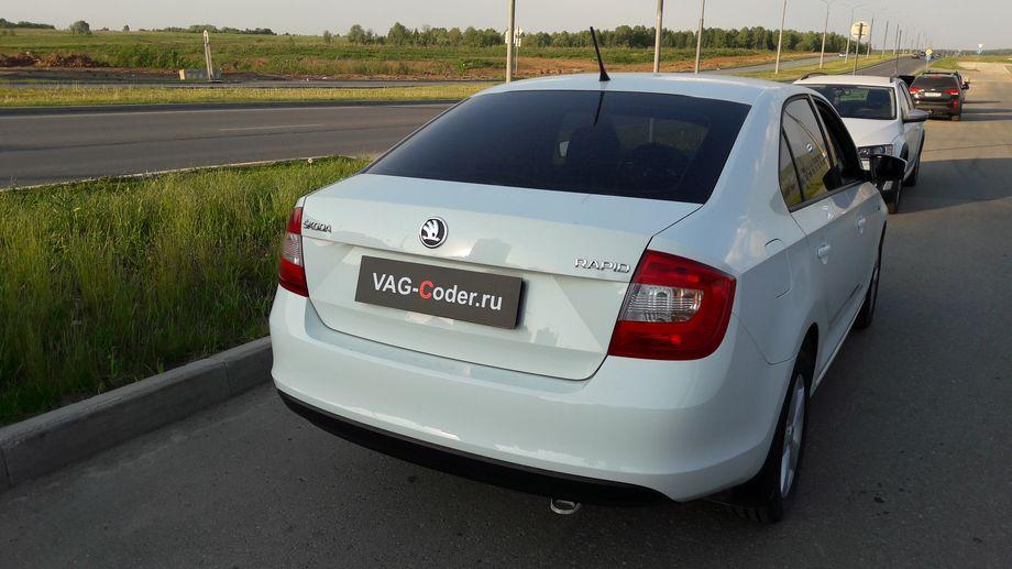 Rapid-1,6MPI(CFNA)-FWD-МКП-2015 - тюнинг PetranVAG Tuned от VAG-Coder.ru