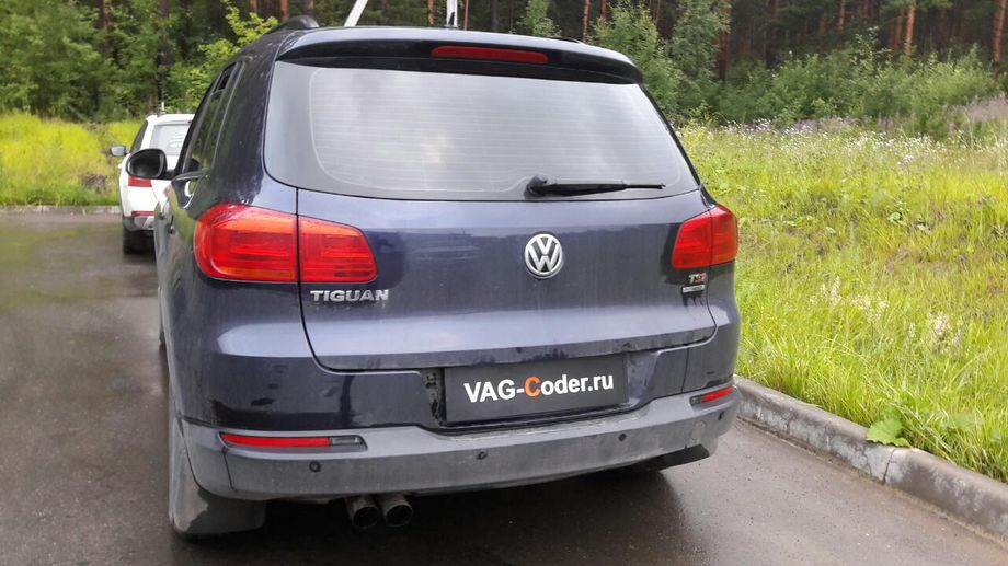 VW Tiguan-1,4TSI(CTHA)-DSG7-2013м/г - VAG-Coder.ru