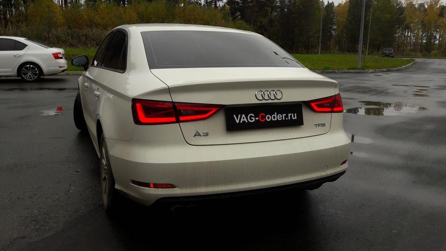 Audi A3(8V)-1,4TSI-DSG7-2014м/г - VAG-Coder.ru