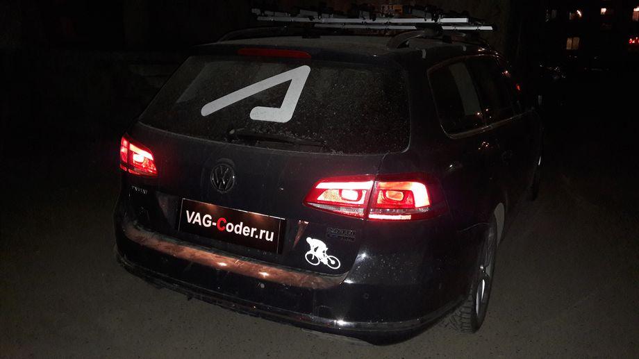 VW Passat B7-2,0TDI(CFFB)-DSG6-2011м/г - VAG-Coder.ru