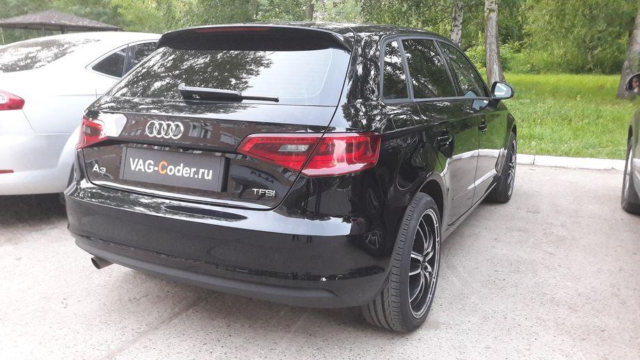 Audi A3 (8V) - активация бортового компьютера от VAG-Coder.ru