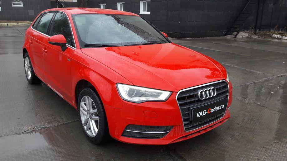 Audi A3(8V)-1,2TSI(CJZA)-DSG7-2014м/г - VAG-Coder.ru