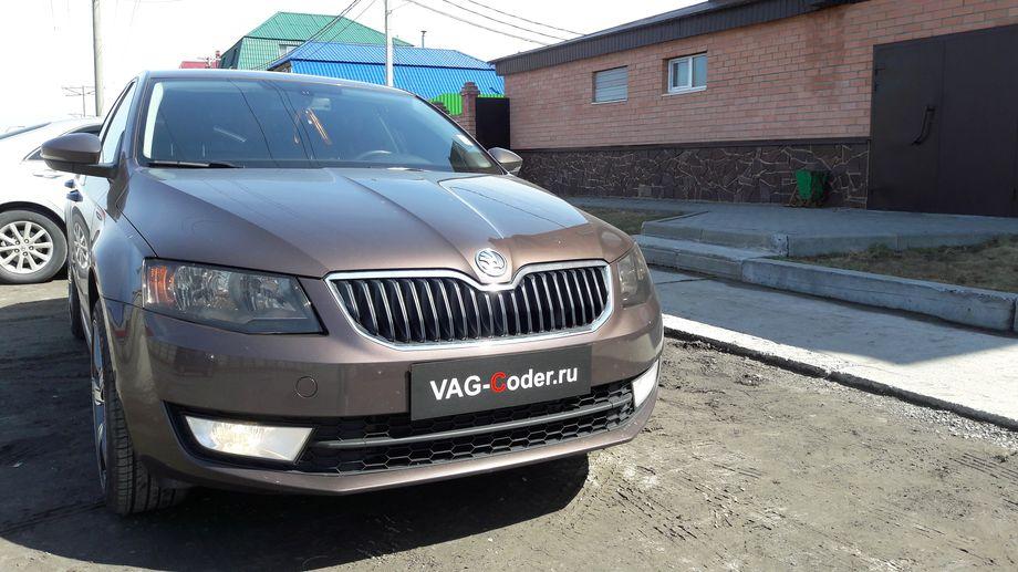 Skoda Octavia A7 - VAG-Coder.ru